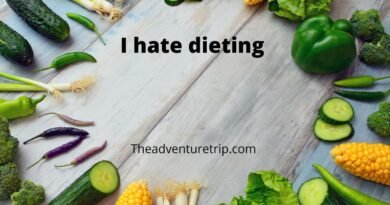 I hate dieting: OBESITY & WEIGHT LOSS