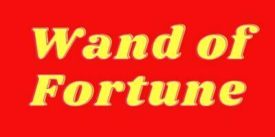 wand of fortune